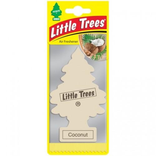 LITTLE TREE ΑΡΩΜΑΤΙΚΟ ΔΕΝΤΡΑΚΙ COCONUT Little Trees 770710102 LITTLE TREES www.car-wash.gr car-wash.gr   Γ. ΝΙΚΟΛΟΠΟΥΛΟΣ ΑΕΕ