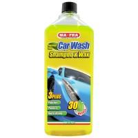 CAR WASH SHAMPOO & WAX Σαμπουάν με κερί 1Lt